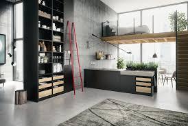 Klein aber fein Ideen für urbane Küchenplanung