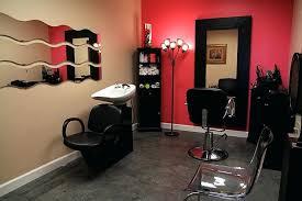 salon decoration innovation home salon design creative hair salon