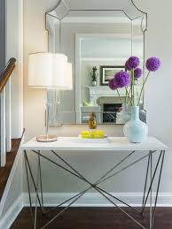 entryway table and mirror. Magnificent Entryway Table And Mirror With