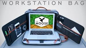 Moose Design Bags Noteworthy Backpack Kickstarter Campaigns August 2019 Edition