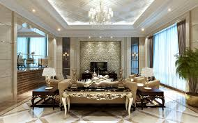 Luxurious Living Rooms 19 divine luxury living room ideas that will leave you speechless 4414 by xevi.us