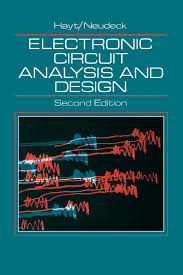 Electronic Circuit Analysis And Design 2nd Edition Pdf Buy Electronic Circuit Analysis And Design Book Online At