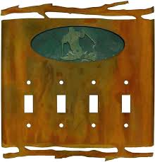 oiled bronze wall plates cover back switch
