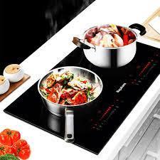 Bán Sỉ ] Bếp điện từ đôi âm Nagakawa NAG1202M thiết kế tiết kiệm điện - Đã  gồm VAT - Gia Dụng Raiden