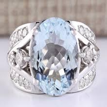 <b>Кольцо с голубым</b> камнем популярное большое <b>кольцо</b> с ...