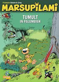 Marsupilami 1: Tumult in Palumbien: Abenteuercomics für Kinder ab 8 (1) :  Franquin, André, Greg, Batem: Amazon.de: Bücher