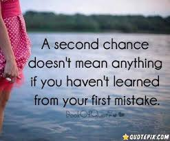 Second Chance Quotes About Love. QuotesGram