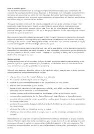 Personal statement and career goal for accounting phd program