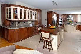 advanced kitchen and bath niles. cherry-custom-kitchen-cabinets advanced kitchen and bath niles o