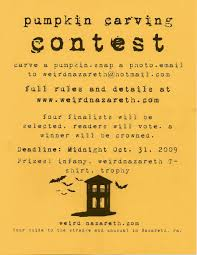 pumpkin carving contest flyer pumpkin carving contest flyer by thepapierboy on deviantart