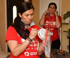Volunteer's First Sound the Alarm | Blog | Red Cross