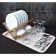 envision jumbo dish drying mat