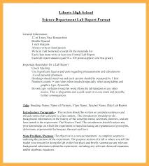 How To Write A Formal Lab Report For Chemistry Chemistry Lab Reports Formal Report 264029606676 Formal Report