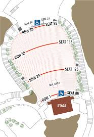 Red Rocks Amp Seating Chart Hours Directions Maps Red Rocks Entertainment Concerts