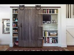 barn doors pantry ideas