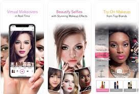 youcam makeup makeup app