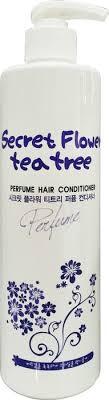 Bosnic <b>Secret</b> Flower Tea Tree <b>Кондиционер для волос</b> ...