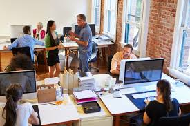 cramped office space. Countless Technology Companies Are Expanding Beyond Silicon Valley And Branching Out To New Markets Across The Country, Making Tech Tenants One Of Cramped Office Space