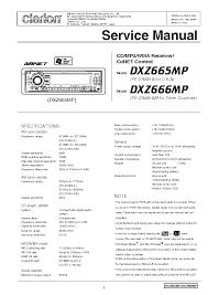 clarion dxz655mp wiring diagram clarion wiring diagrams clarion