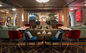 restaurant table top lighting. MID-CENTURY MODERN RESTAURANT IN OSLO ROCKS THE BEST LIGHTING DESIGNS Restaurant Table Top Lighting