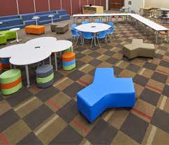 Library seating furniture Preschool Learning Commons Agati Furniture Library Classroom Furniture Desks Chairs Carrels Stools More