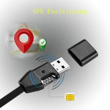 <b>3 in 1 GIM</b> Answer Monitor USB Charging Data Transfer Cable GPS ...
