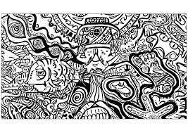 new trippy coloring pages free free 14 d your creations you have colored