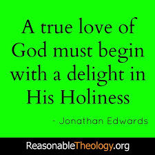 Jonathan Edwards Quotes Awesome Jonathan Edwards Quotes Of God Must Begin With A Delight In