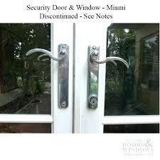 double door locks security schlage double door locksets double door locks
