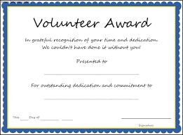 Certificate Volunteer Appreciation Filename Emergency Essentials Hq