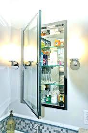 recessed bathroom medicine cabinets. Bathroom Medicine Cabinet With Mirror Home Ideas Recessed  Cabinets I