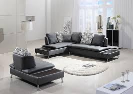 China Modern Furniture Luxury Leather Sofas Modular Leather Sofa
