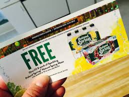 Sparkling Image Coupons Poland Spring Free Sparkling Spring Water Coupon By Mail