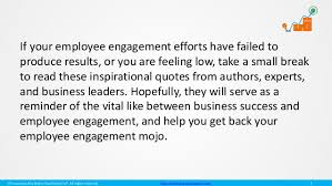 Employee Engagement Quotes 24 inspiring employee engagement quotes 12