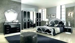 Mirror Headboard Queen Bed Set With Mirror Headboard Bedroom Sets ...
