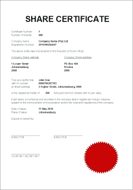 Certificate On Resume Sample Template Secretary Certificate Template Corporate Choice Image 87