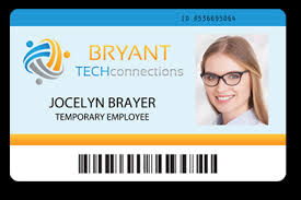 employee badges online how to create staffing employment id badges id wholesaler