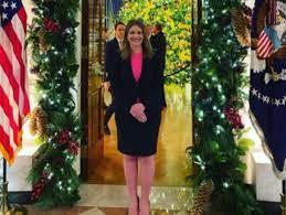 Trump's lawyer Jenna Ellis tests ...