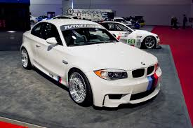BMW 5 Series 1 series bmw coupe m sport : 2012 BMW 1-Series M Coupe By H&R Springs Review - Top Speed