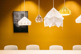 CHESTNUT LAMP - AUTUMN YELLOW - General lighting from Studio ...