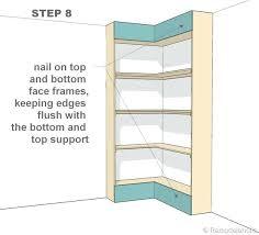 Building Corner Shelves Diy Corner Bookshelf Bookshelf Charming Corner Book Shelves Corner 60