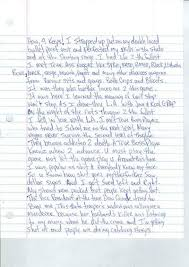 tupac shakur s prison letter up for world news he penned the letter during a stay in prison after a 1995 rape convinction