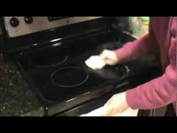 how to fix or clean a glass stove top the easy way