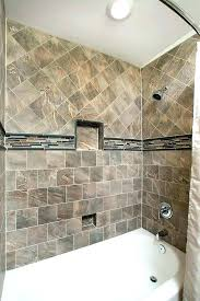 bathroom with tile walls bathtub tile ideas bath tub wall garden surround with walls bathroom designs
