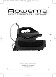 rowenta dg8030 owner s manual manualzz