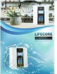 Máy điện giải ion kiềm Lifecore – 6000 | Thế Giới Lọc Nước Sạch