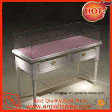 table display stands. wooden jewelry and necklace cabinets table display stands s