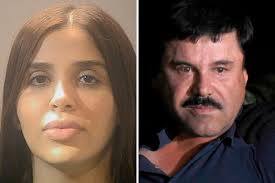 El Chapo's wife Emma Coronel Aispuro held in jail without bond & faces life  for 'plotting prison escapes'