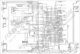 ford truck technical drawings and schematics section h wiring 1966 Ford Bronco Wiring Diagram 1972 f series quick reference diagram * wiring diagram for 1966 ford bronco
