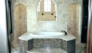 converting bathtub to stand up shower turn tub faucet into shower turn garden tub into shower